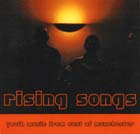CD Cover of Rising Songs