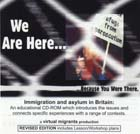 Cover of We Are Here CD-ROM